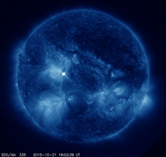 C7.74 Flare launches from AR2436