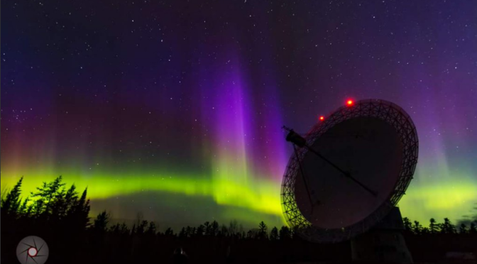 Strong G3 Aurora Lights The Sky May 6-8 2016